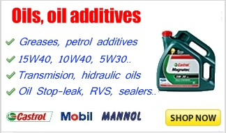Oil additives